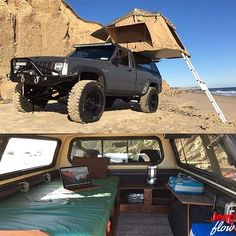 I think this is awesome. Who agrees? Shout out to for this great photo. Jeep Truck, Chevy Trucks, Comanche Jeep, 4x4, Jeep Wk, Jeep Xj Mods, 2001 Jeep Cherokee, Truck Bed Camping, Badass Jeep