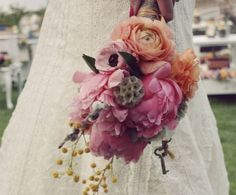 Wedding key (I love this!)
