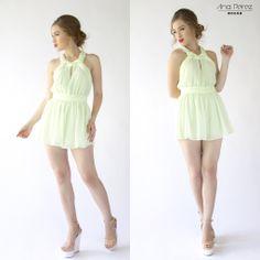 Like si te lo pondrías ;) simplemente esta  hermoso <3 #beauty #outfit #StreetStyle #itgirl #fresco #trendy #summer #shop #love #flores #TFLers #tweegram info por inbox