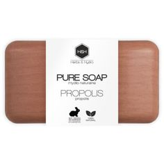 naturalne mydło propolisowe Pure Soap, Pure Products