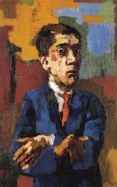 Oskar Kokoschka 1886-1980 | The Die Brücke Group | Tutt'Art@ | Pittura * Scultura * Poesia * Musica |