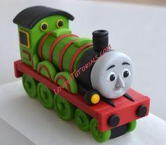Thomas 3D figure tutorial