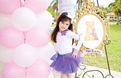 Dress-Inspired {Disney} Princess Birthday Party