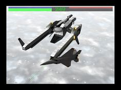 Air Docking-Sonic Wings by Stealthflanker
