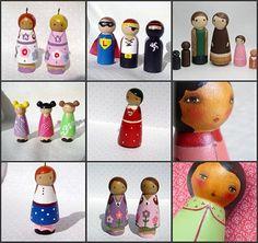 more peg dolls