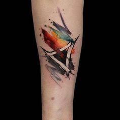 Best Pink Floyd Tattoo Designs Ever- Part 1 Tattoos) Wolf Tattoos, Aa Tattoos, Rosen Tattoos, Neue Tattoos, Badass Tattoos, Music Tattoos, Trendy Tattoos, Finger Tattoos, Tattoos For Guys