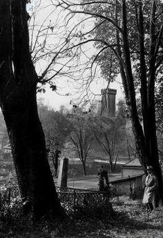 #Cieszyn dawny cmenarz w Parku św. Jerzego.