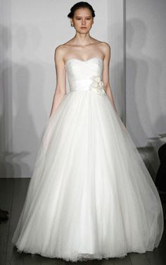 cristos desiree gown - wish i was tall enough to have looked good in something like this!