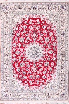 Tapis Nain 6 la partir de Iran 185 x 124 cm