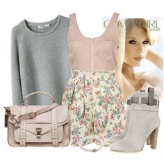 Sweet Style, created by teenaqe-dream-forever.polyvore.com
