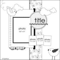 scrapbook template#Repin By:Pinterest++ for iPad#