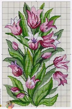 1 million+ Stunning Free Images to Use Anywhere Cross Stitch Borders, Cross Stitch Flowers, Cross Stitch Charts, Cross Stitch Designs, Cross Stitching, Cross Stitch Embroidery, Cross Stitch Patterns, Simple Embroidery, Hand Embroidery