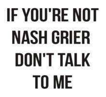 Nash Grier: T-Shirts & Hoodies   Redbubble