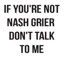 Nash Grier: T-Shirts & Hoodies | Redbubble