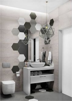 Contemporary Style Bathroom By Victoria Seminozhenko Interior Design Course Student In European