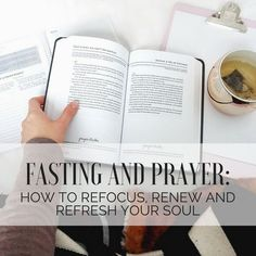 Do you need a life changing spiritual breakthrough? Refocus your priorities, renew your heart and refresh your soul with a week of fasting and prayer!