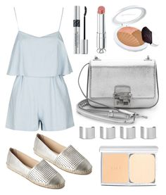 """""""Live It"""" by tasha-m-e ❤ liked on Polyvore featuring Vince Camuto, Topshop, Michael Kors, Maison Margiela, RMK, Christian Dior and Elizabeth Arden"""