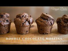 """Good Old?"" Chocolate Muffins (gluten free vegan) ☆ グルテンフリーチョコレートマフィンの作り方 - YouTube"