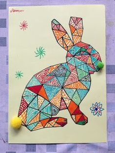 Easter arts and crafts for kids. Easter Art, Easter Crafts For Kids, Easter Bunny, Spring Art, Spring Crafts, Kindergarten Science Projects, Lapin Art, Diy Ostern, Easter Activities