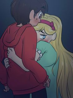 Star: Marco, I'm sorry for everything. Marco: Don't be sorry, Star. I forgive you.