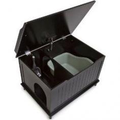 Top 5 Designs of Cat Litter Box Furniture