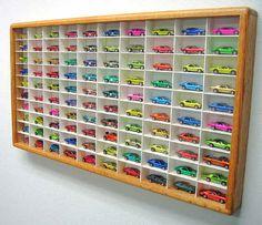 Hot Wheels Display For 100 Cars, Matchbox, Johnny Lightning, etc.