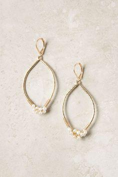 Luminosity Earrings - Anthropologie.com