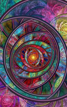28 Amazing Stained Glass Batik Quilts Ideas Discover More Admirable Stained glass batik quilts ideas Batik Quilts Free Patterns Stained Gla Psychedelic Art, Art Texture, Stained Glass Quilt, Batik Quilts, Fractal Art, Fractal Design, Amazing Art, Awesome, Fantasy Art