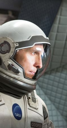 Matthew McConaughey in Interstellar (2014)