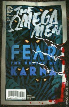 Omega Men (2015 3rd Series) 10