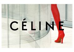Céline SS17 campaign by Juergen Teller.