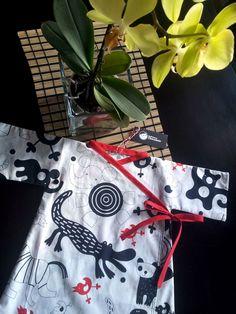 Kimonos de animalitos | Galletas de Chocolate
