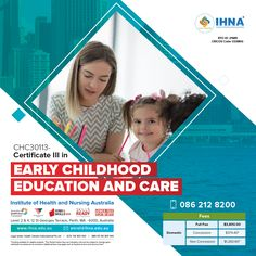Close the door to the past today, open the door to a bright future! Certificate III in Early Childhood Education and Care helps you in developing your attitude, knowledge and skills necessary for working with young children. For course details, contact 0862128200. #IHNA #EarlyChildhoodEducator #PreschoolAssistant #NursingCourse #ChildhoodEducation #Australia Nursing Australia, Nursing Courses, Online Library, Job Opening, Early Childhood Education, Learning Resources, Kids Education, Certificate, Preschool
