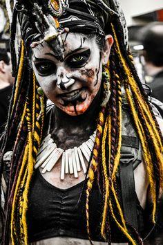Voodoo Queen by Marina-le-fae