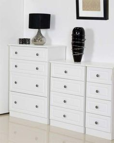 two different dressers side by side american dream pinterest