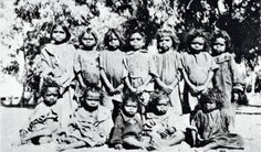 """Located at Cootamundra, NSW, the Home was operated by the New South Wales Aborigines Welfare Board from 1911 to for girls, under forcibly taken from their families under the Aborigines Protection Act of These girls were members of the """"Sto Aboriginal History, Aboriginal Culture, Aboriginal Art, Aboriginal Children, Aboriginal People, History Teachers, Girl House, Indigenous Art, These Girls"""