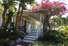 Old Florida Style Bungalow