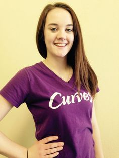 """Meet Aly. A coach at Curves Missoula, Aly says her favorite part of working at Curves is """"the community, staff and members. It is so unique and like no place else. We genuinely care about our members and want to see them grow!"""". Aly's favorite machine is the Bicep/Tricep. She said she loves to hate it. It's the most difficult for her but every time she completes it, she feels accomplished and her arms are """"killer"""". We know we will all miss Aly when she graduates and moves back to Billings!"""