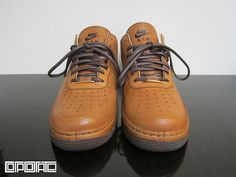 Nike Air Force 1 Low Supreme Deconstruct - Hazelnut - Now Available