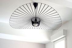 Idées de matériaux pour fabriquer une suspension dans le même style que la Vertigo Luminaire Vertigo, Lampe Vertigo, Suspension Diy Luminaire, Deco Luminaire, Lustre Vertigo, Shabby Chic Floor Lamp, Lamp Logo, Diy Lampe, Ikea Lamp