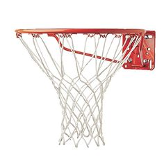 "45cm 18/"" inch Pair Basketball Net Hoop Netting Red White Blue Pair Nylon Spare"
