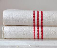 details  Linen tea towels