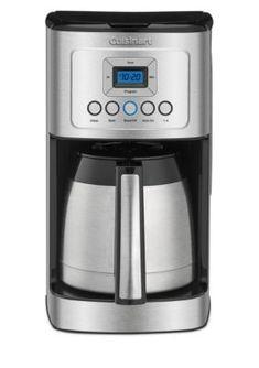 Cuisinart DCC 1100 White 12 cup Programmable Coffeemaker Cuisinart