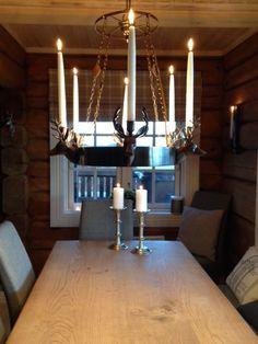 "Mountain Lodge lamp ""Stetind"""
