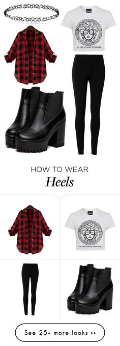 Untitled #11669 by aavagian on Polyvore featuring Max Studio