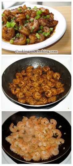 Spicy Shrimp with Soy Sauce Recipe