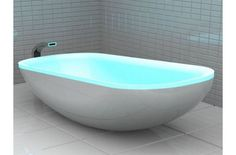 Soaking Tub - It is usually shorter and deeper than conventional bathtubs. Soaking tub is perfect choice for small bathroom or for those who like to be immersed in water. This type of bathtub is also known has Asian or Greek type. Soaking tub is one of the most standard bathtub that manufactured by almost all manufacturers.