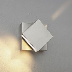 Scobo 2 LED Wall Sconce by Bruck