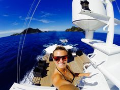 How to Travel the World on a Super Yacht