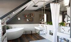 Praktické+řešené+podkrovní+koupelny